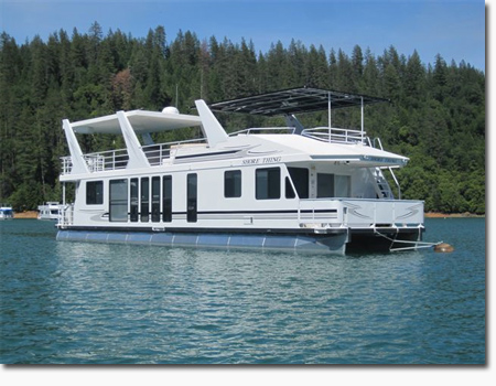 Planning before buying a new houseboat  Considerations before you
