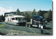 Contract Hauling: Boat transport services from Twin Anchors