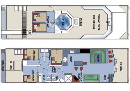 ... Boat Trailers also Pontoon Houseboat Plans. on pontoon boat house
