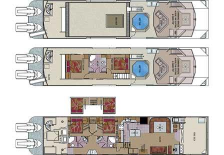 Custom houseboat sales and manufacturing floorplans for Custom floor plans free