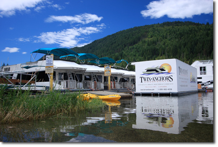 Houseboat Builders in Western Canada