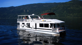 Cruisecraft 6016 Houseboat 1