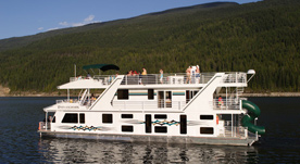 Cruisecraft 5 Houseboat 1