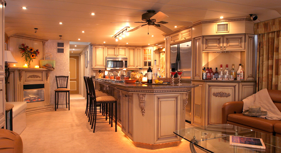 Houseboat Gallery Custom Interiors